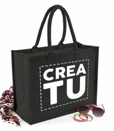 borsa mare con stampa personalizzabile