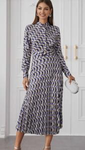 regalo donna 50 anni abito shein