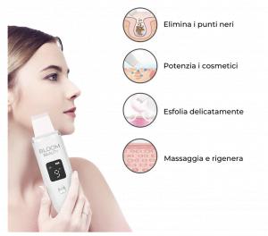 skin scrubber ultrasuoni